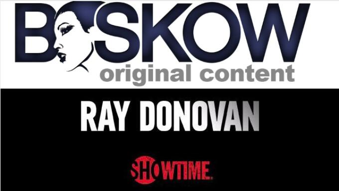 B. Skow Titles Make Cameo on 'Ray Donovan'