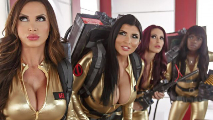 Brazzers Unveils 'The Nutbusters'