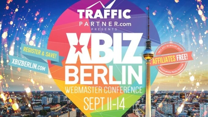XBIZ Berlin Drawing International Cross-Section of Companies