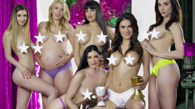 Girlfriends Films Releases 'Lesbian PsychoDramas 22'