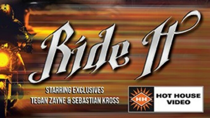Hot House Revs Up Action in 'Ride It'