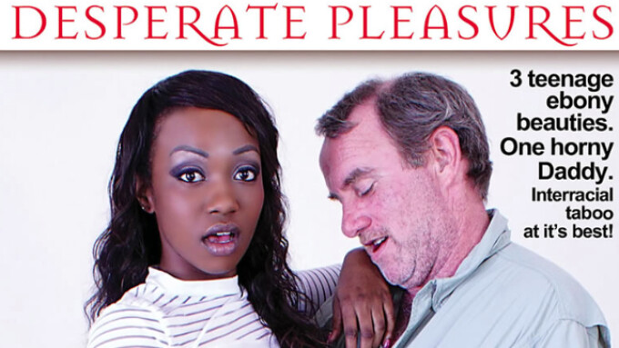Pure Play, Desperate Debut 'Interracial Family Affairs 4'