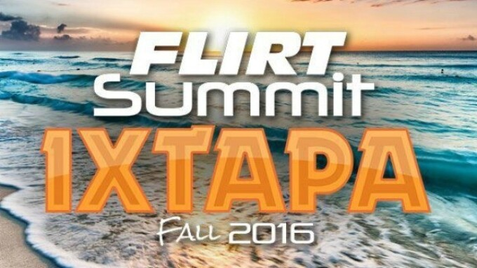 Flirt4Free to Host 8th Flirt Summit in Ixtapa