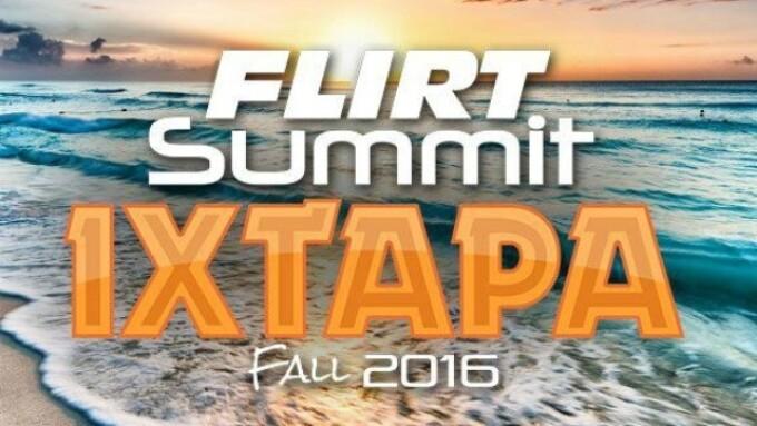 Flirt4Free to Host 8th Flirt Summit in Ixtapa