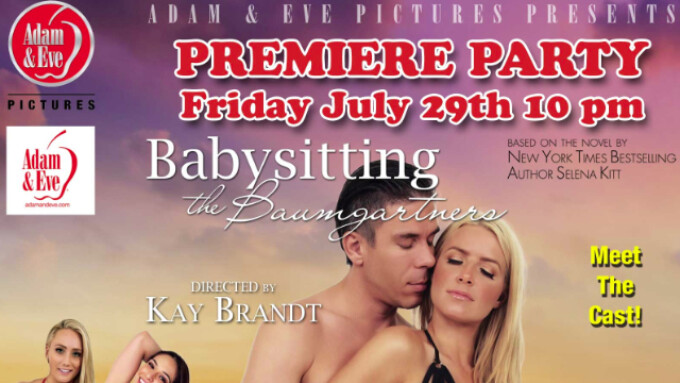Adam & Eve Announces 'Baumgartners' Premiere Party