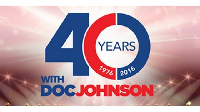 Doc Johnson Celebrates 40th Anniversary With Hollywood Bash