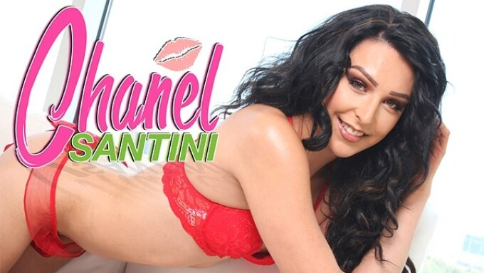 TransErotica Launches ChanelSantini.xxx