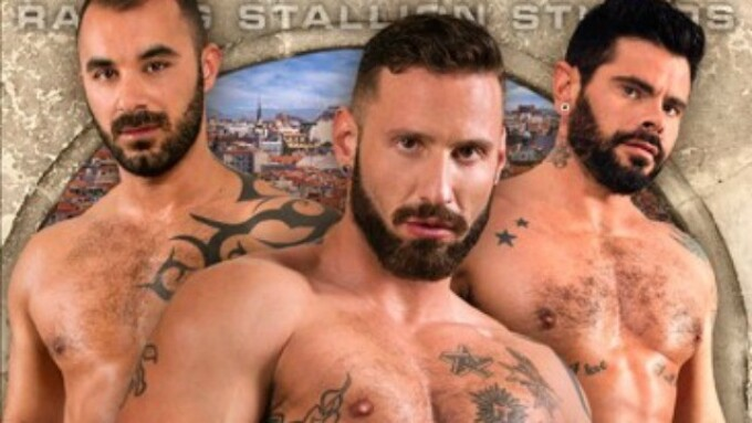 Raging Stallion's 'Men of Madrid' Debuts Today