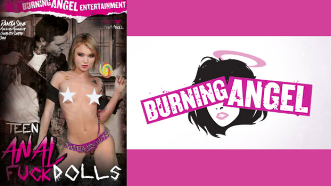 Exile, Burning Angel Release New Teen Title