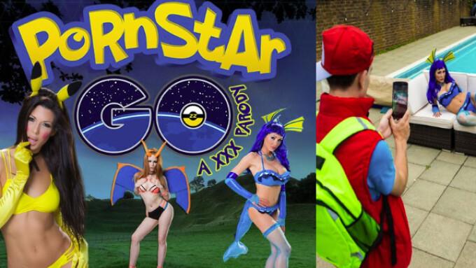 Brazzers Unveils 'Pornstar GO' Pokémon Parody