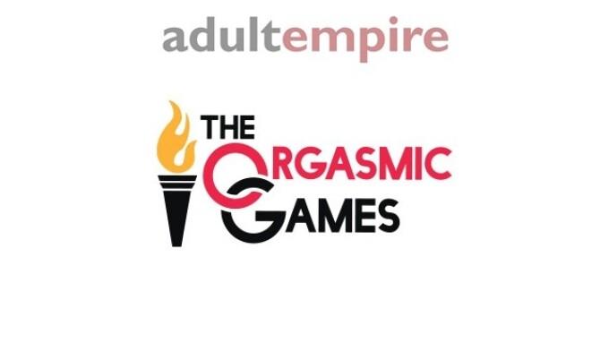 Adult Empire Hosts All-Star 'Orgasmic Games' Porn Olympics