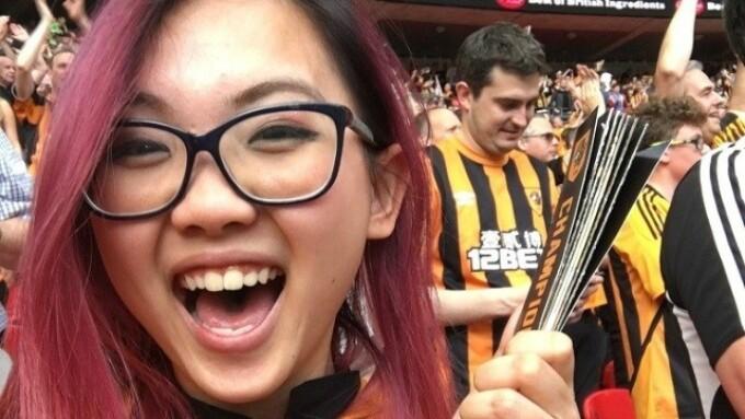 Adult Star Harriet Sugarcookie Launches U.K. Fantasy Football League