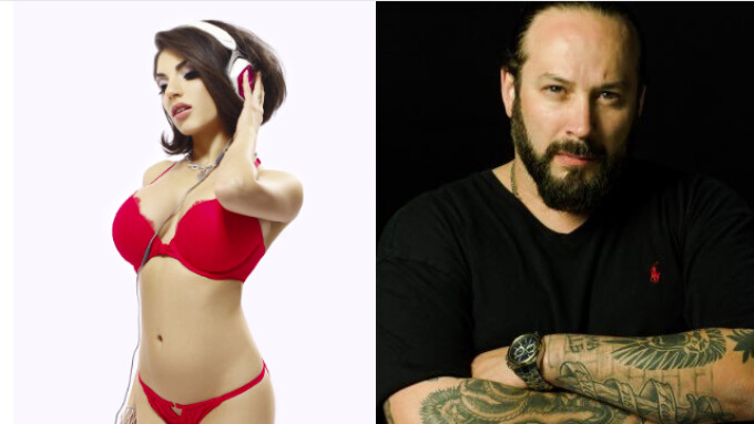 DJ Darcie Dolce Crossfades Into Boy/Girl XXX With Marc Mojo