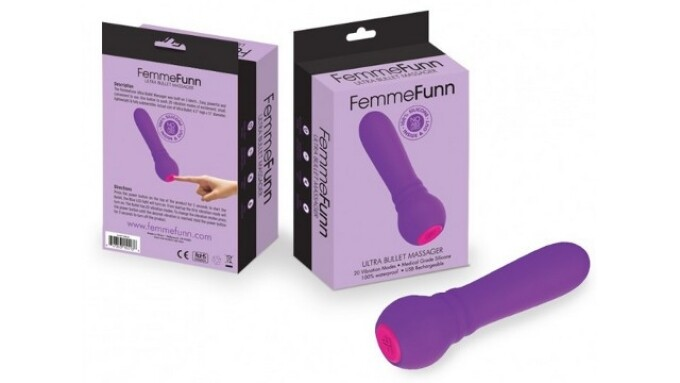 FemmeFunn Releases Ultra Bullet