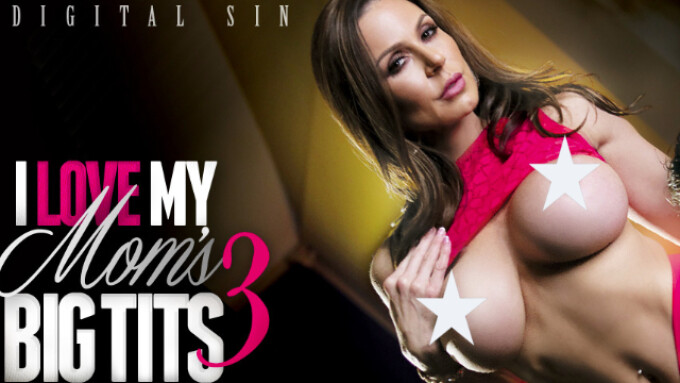 Digital Sin Unveils 'I Love My Mom's Big Tits 3'