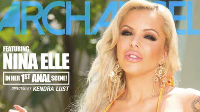 ArchAngel Debuts New Kendra Lust Title