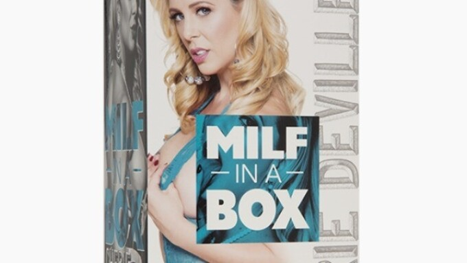 Doc Johnson Debuts Cherie DeVille's 'MILF In A Box'