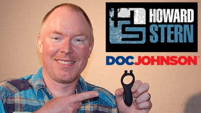Doc Johnson Featured on 'The Howard Stern Show'