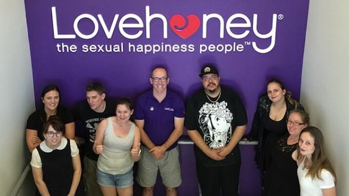 Lovehoney's 'Frisky Business' Debuts on Australian TV
