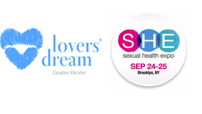 Blue Dreams Global to Showcase Lovers' Dream at SHE NY