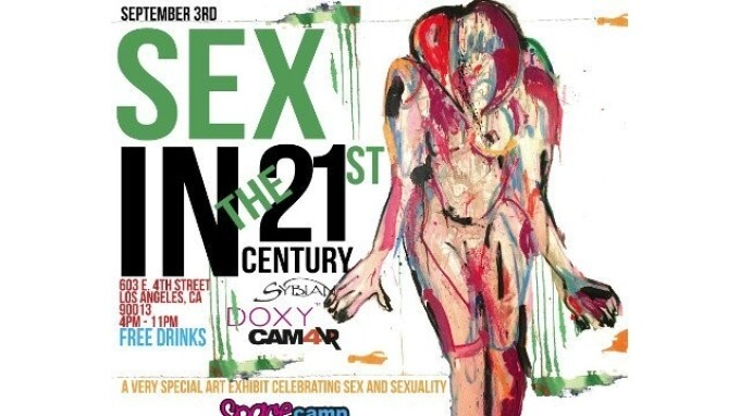 Ela Darling-Helmed Art Show Brings VR Porn to Mainstream