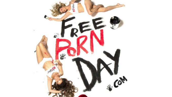 Grooby to Participate in 'Free Porn Day' on Sept. 8