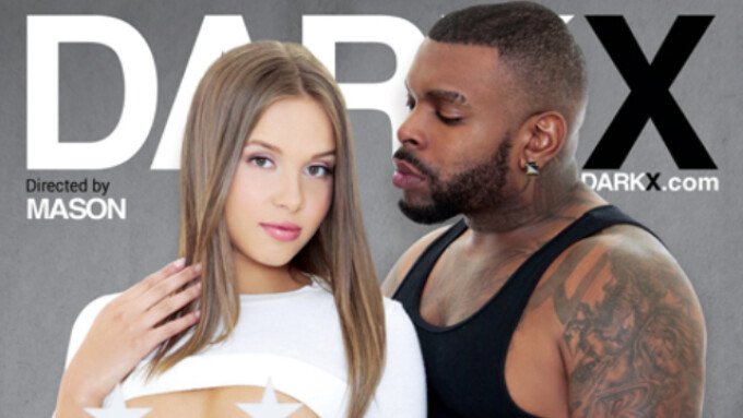 Dark X Offers 'Her 1st Interracial 2'