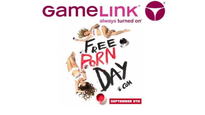 GameLink to Offer Premium Content on #FreePornDay