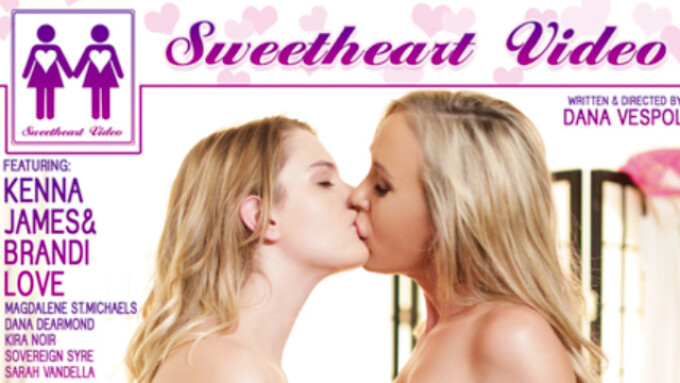 Mile High Debuts Sweetheart's 'Lesbian Massage'