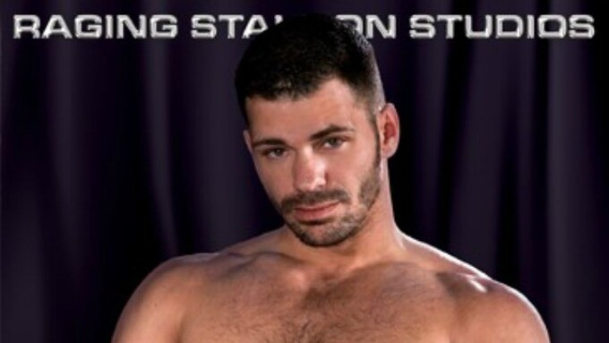 Raging Stallion Streets 'Primal' on DVD, Download
