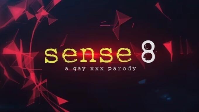 Men.com Gives 'Sense8' a Parody Makeover