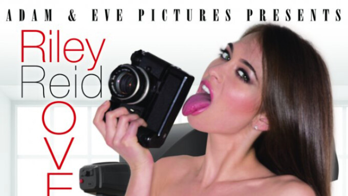 Adam & Eve Offers 'Riley Reid: Overexposed'