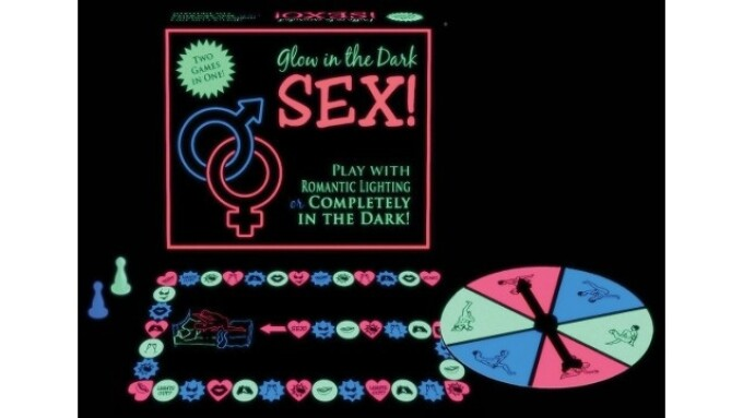 Kheper Releases Glow in the Dark Sex! Game