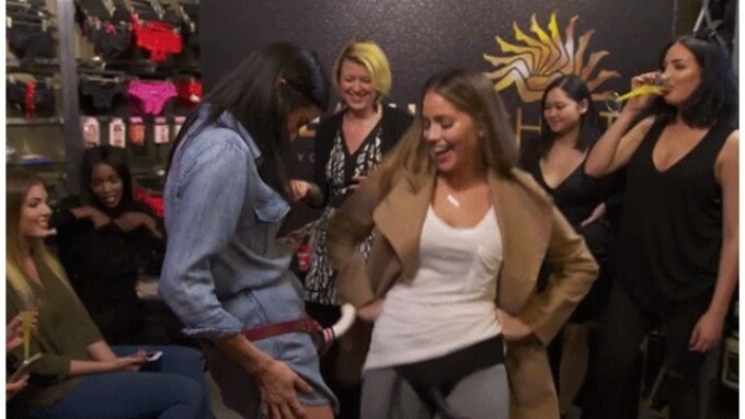 Pleasure Chest Education Program Featured on E! Network's 'WAGS'