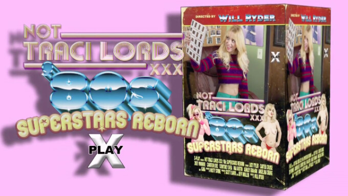 X-Play, Pulse Unveil Will Ryder's 'Not Traci Lords XXX'