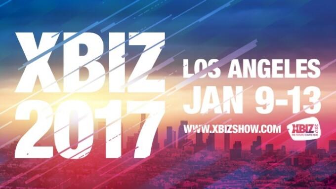 XBIZ Announces January 2017 Show Details