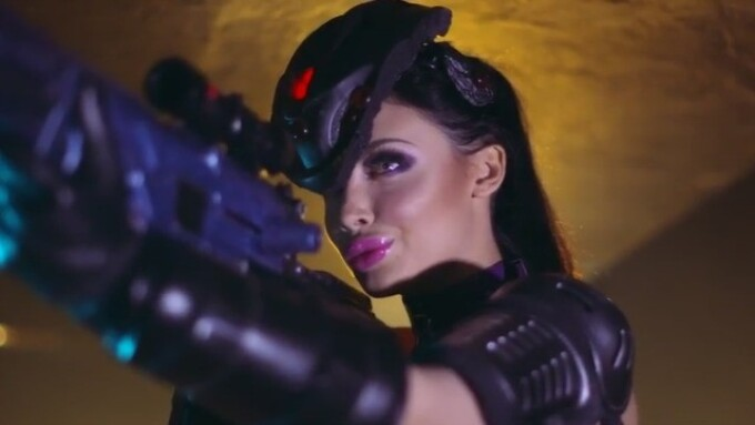 Brazzers to Unveil Sci-Fi Gaming Parody