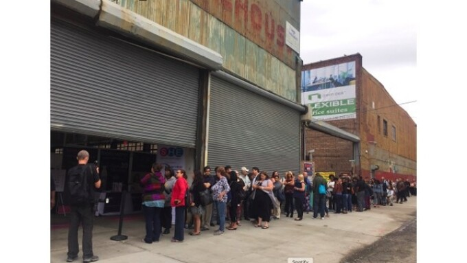 SHE NY Opens to Record Crowds