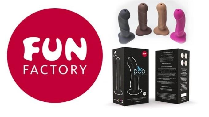 POPDildo, Fun Factory Ink European Distribution Deal