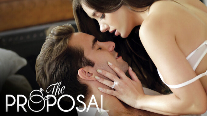 New Sensations Streets 'The Proposal' From Jacky St. James