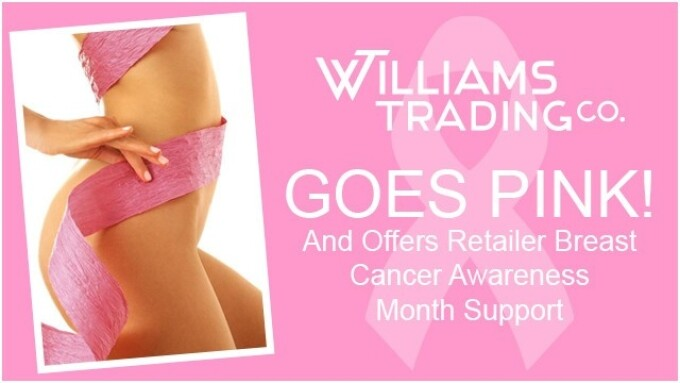 Williams Trading Promoting Breast Cancer Awareness