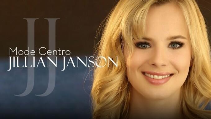 Jillian Janson Debuts ModelCentro-Powered Site Under NinnWorx