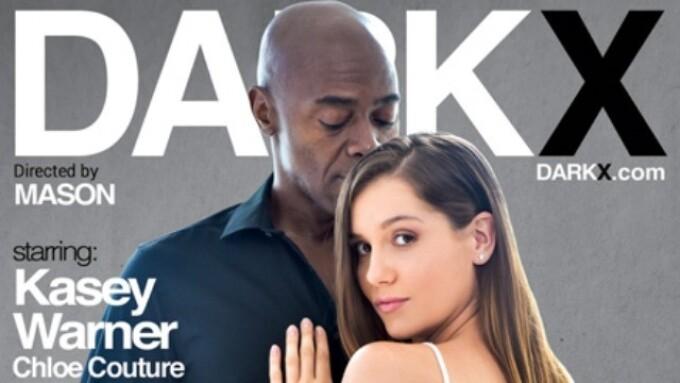 Dark X Releases 2nd Volume of 'Interracial Teens'