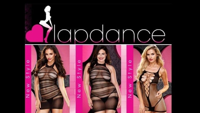 Lapdance Adds 45 New Styles to Lingerie Collection