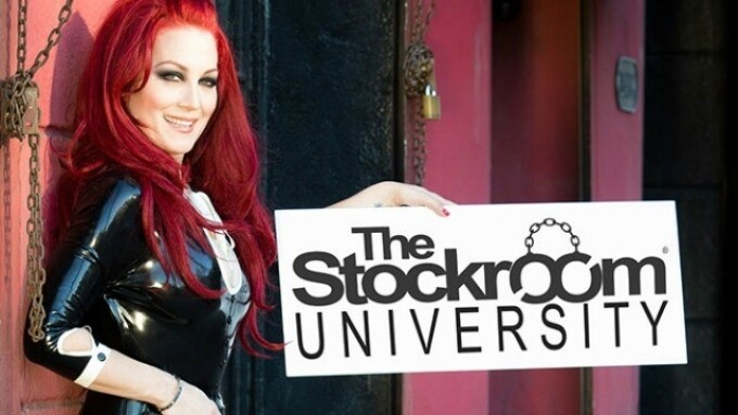 Joanna Angel, Asa Akira to Host 'Porn Talk' at The Stockroom