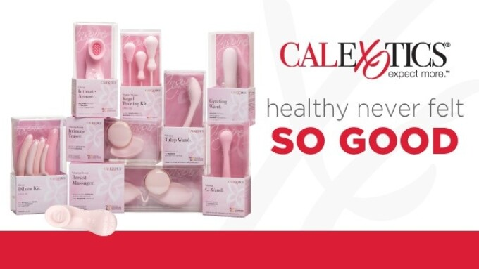 For the Good, CalExotics Debuts Inspire Products