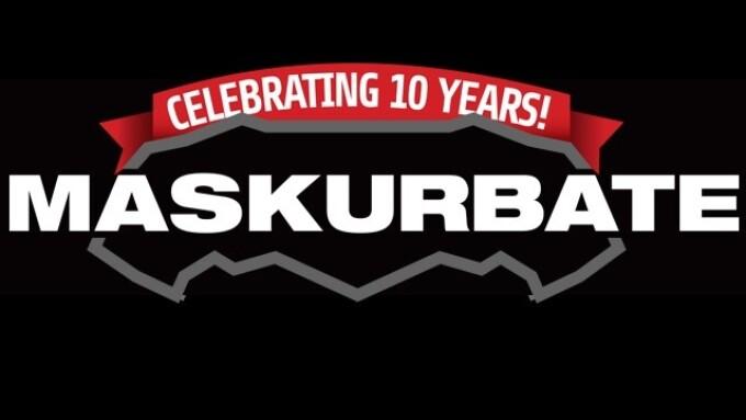 Maskurbate.com Celebrates 10-Year Anniversary