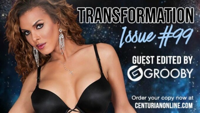 Grooby Edition of Transformation Magazine Available Monday