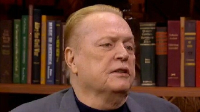 Larry Flynt Offers $1M Bounty for Compromising Trump Videos