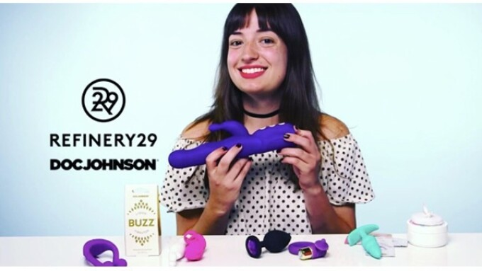 Refinery29 Spotlights Doc Johnson
